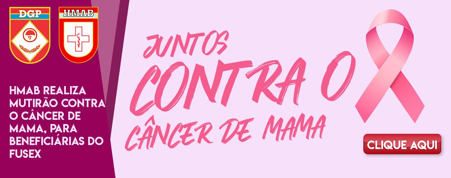 HMAB Realiza Mutirão Contra o Câncer de Mama, para Beneficiárias do FUSEx